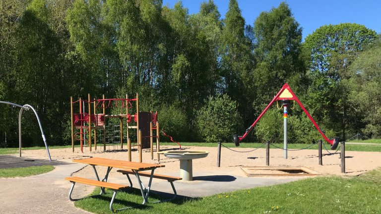 Karlslunds lekplats