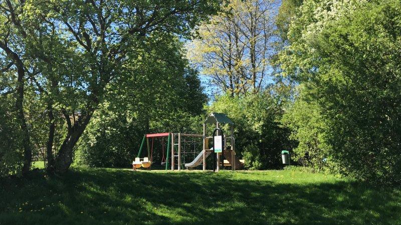 Stenskogens lekplats