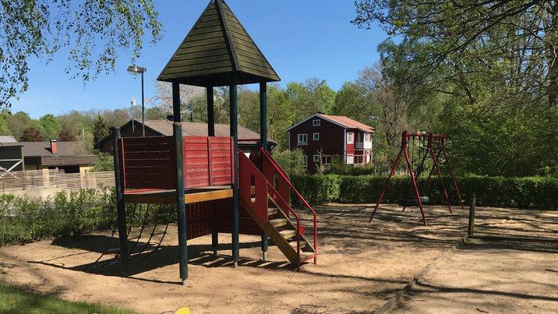 Vårgatans lekplats
