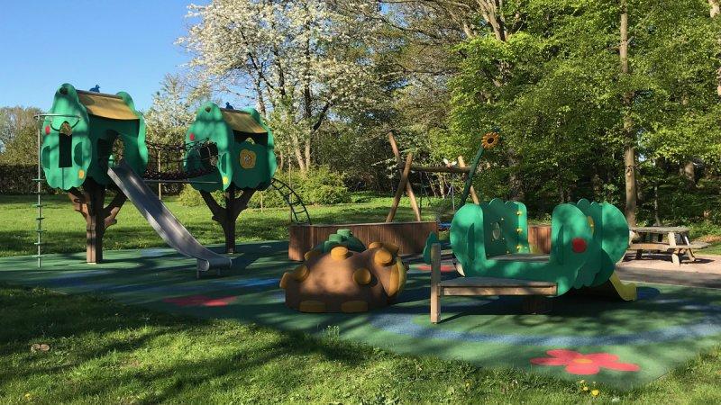 Tjörnarps lekplats