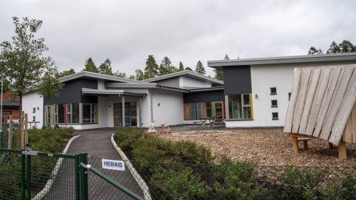 Invigning av ny förskola i Norra Rörum