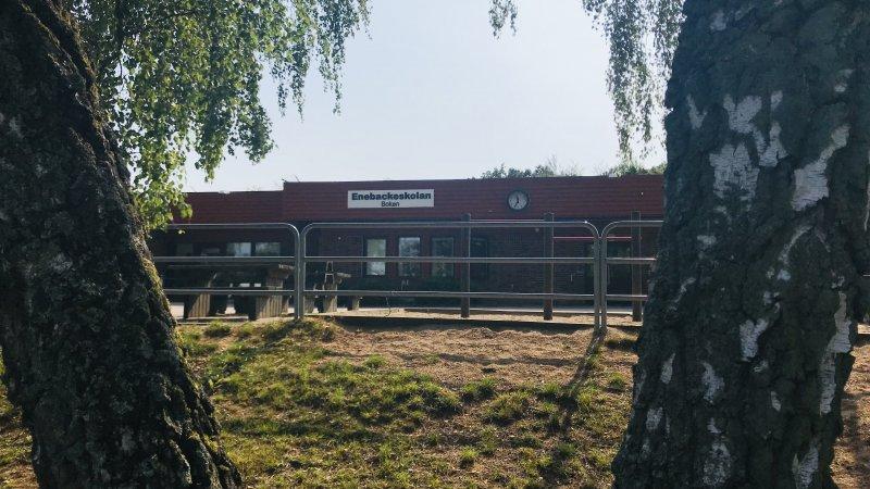 Öppet hus på Enebackeskolan