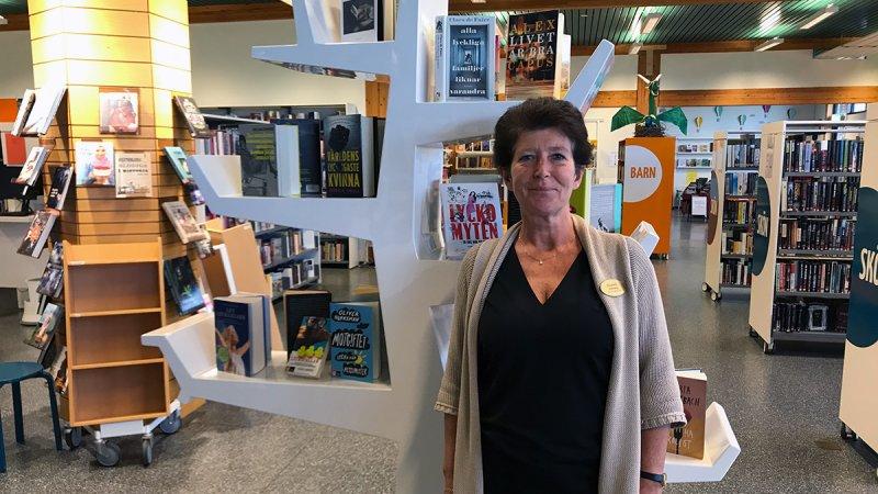 Bibliotekschef Elisabeth