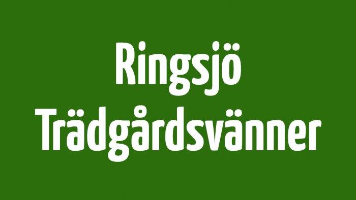 Ringsjö Trädgårdsvänner bjuder in till årsmöte och ett föredrag av Peter Linder
