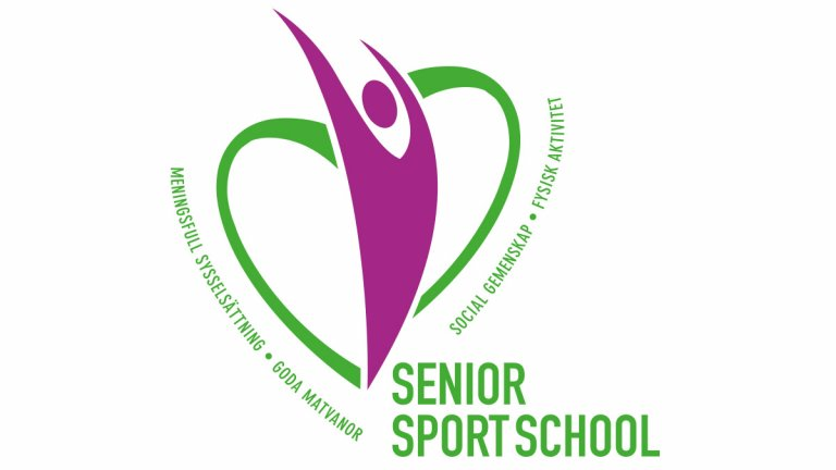 Logotyp - Senior Sport School