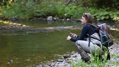 Föreläsningar om natur- och fisketurism i nytt projekt