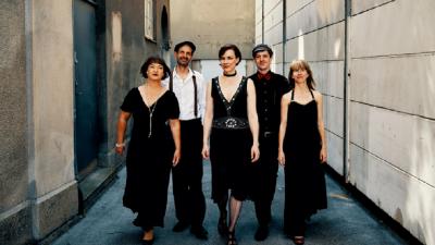 Konsert med Minna Weurlander och Pomona String Quartet