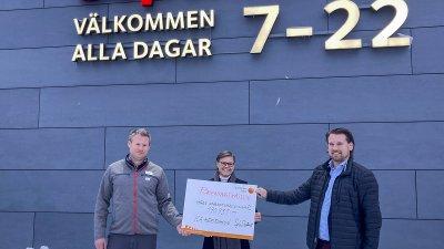 190 931 kronor delas ut till lokala ungdomsföreningar