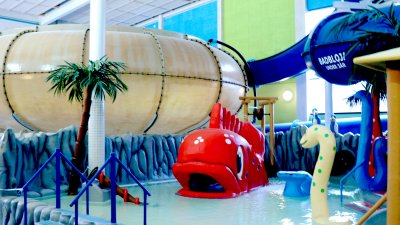 Anmälan till höstens simskola på Höörs Bad och Sportcentrum