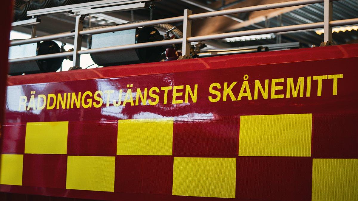 Räddningstjänsten Skånemitt broschyr