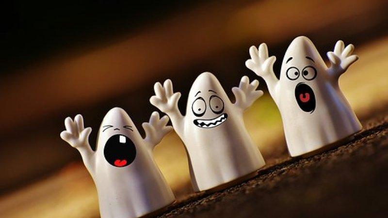 Spöktåg