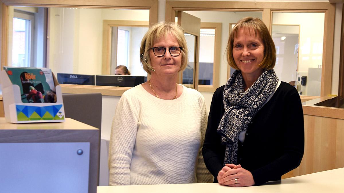 Lena Andersson och Anna karlqvist, konsumentvägledare