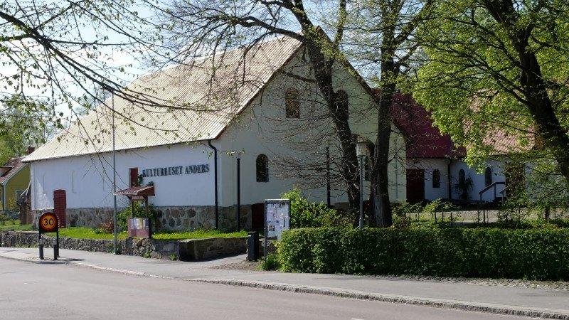 Bygdegårdar och samlingslokaler