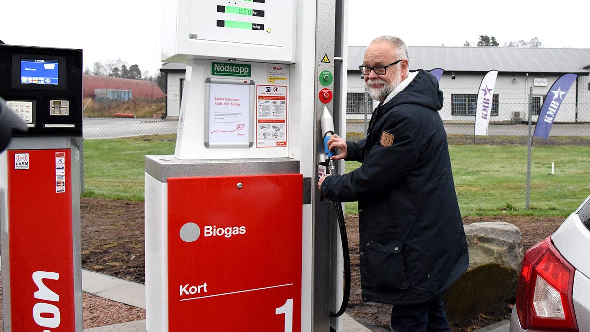Göran Axberg, transportstrateg på Höörs kommun tankar