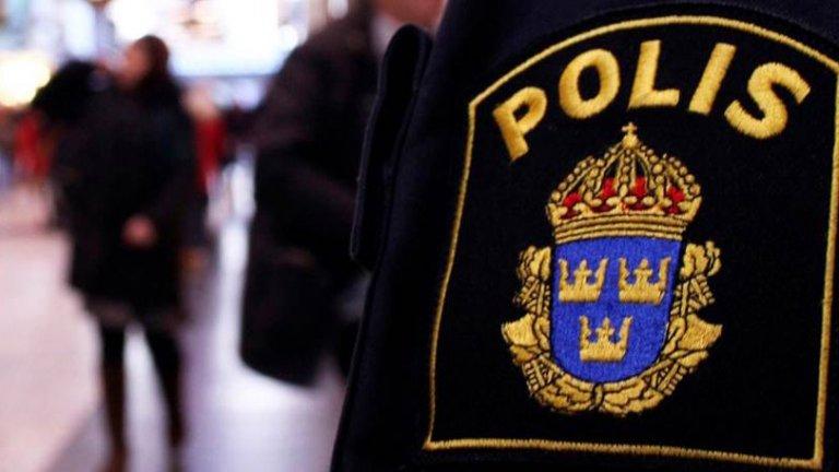 Polis i vimmel