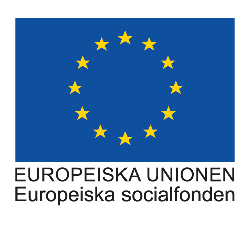 Europeiska socialfondens flagga