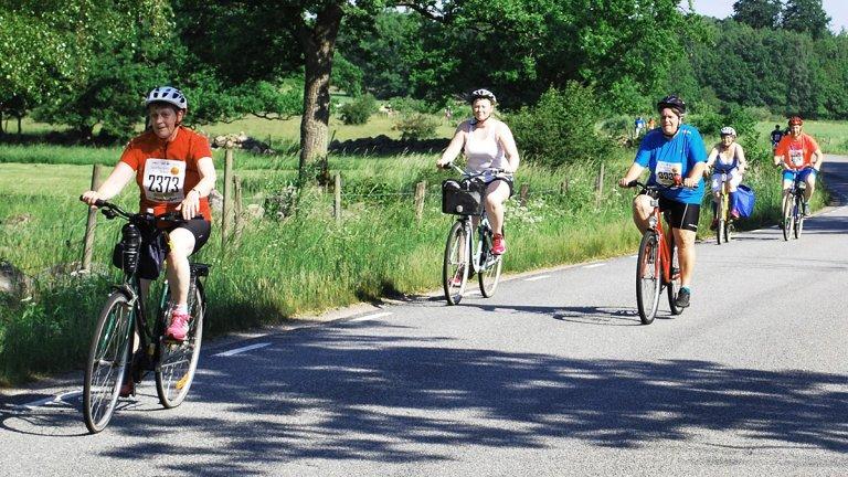 Cyklister, Ringsjön Runt