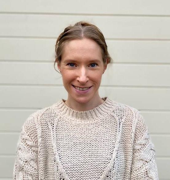 Stina Hasselblad, systemförvaltare på Höörs kommun.