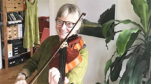 En av Sveriges bästa pedagoger finns på Musikskolan i Höör!